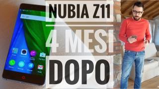 Recensione Nubia Z11 4 mesi dopo