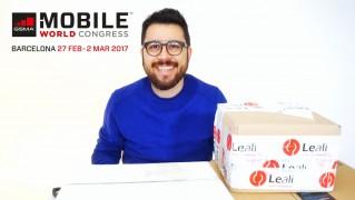L'unboxing del MWC 2017