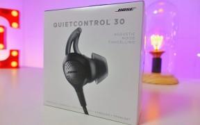 Recensione Bose QC 30 – Auricolari con noise cancelling da 300€!