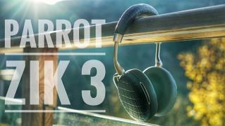 Recensione Parrot Zik 3