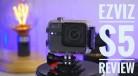 Recensione action cam 4K Ezviz S5